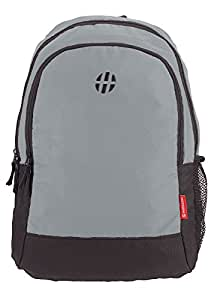 Harissons Y Not Light Grey Polyester Backpack