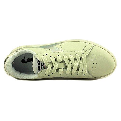 Diadora Game Hologram, Sneaker Basses Mixte Adulte white