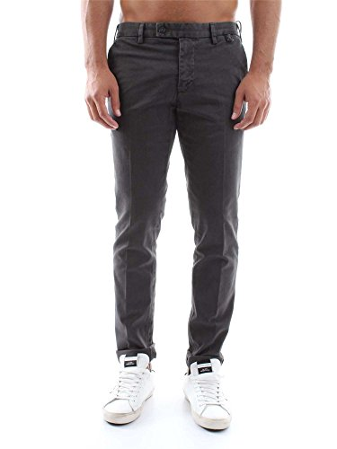 AT.P.CO JACK 02 B11238/T PANTALONE Uomo GRIGIO SCURO 46
