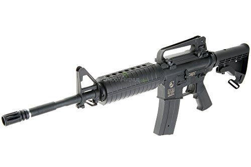COLT M4A1 AEG FULL METAL 300 BB S E=1 2 J  AIRSOFT