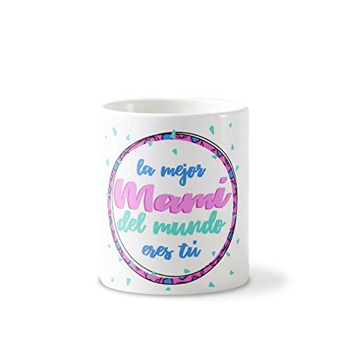 Taza de cerámica para desayuno para el día de la Madre | Regalo orig