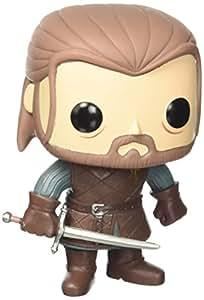Funko - FU3016 - Pupazzetto in vinile di Ned Stark, dalla serie TV: Il trono di Spade (Game of Thrones)