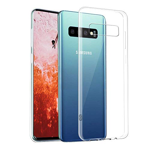 Fusion Cover (iPro Accessories Galaxy S10e Hülle, Galaxy S10e Klare Hülle, Galaxy S10e Fusion Cover, Galaxy S10e Crystal Cover, [Silikonhülle] [Slim] [Handycharm] [Gelhülle] [Transparent ])