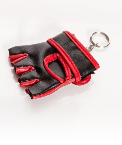 MMA Handschuh Mini Schlüsselanhänger Kampfsport  Abbildung 2