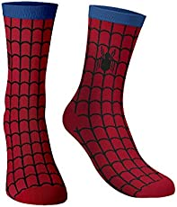 The souled store Cotton and Printed mens womens, Boys and girls Spider-Man: Spin The Web Socks