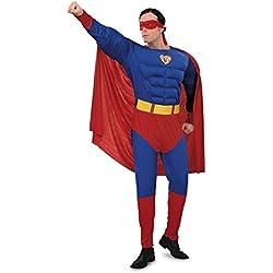 Disfraz barato de Héroe Musculoso talla XXL hombre
