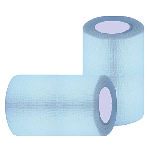 Fascia contenitiva-Sport nastro Wrap primo soccorso benda elastica Adesivo (5,