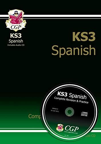 KS3 Spanish Complete Revision & Practice