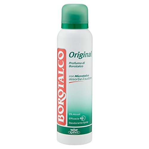 Borotalco Deo Spray Original Ml.150