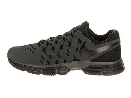 Nike Men's Lunar Fingertrap Training Shoe Anthracite Black