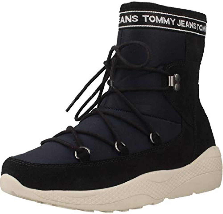 Stivales Tommy Jeans Hiking Hybrid Blu Navy per Le | Delicato  | Uomini/Donna Scarpa