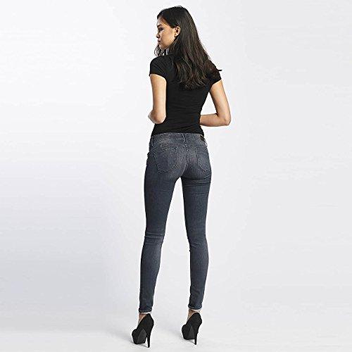 Le Temps Des Cerises Donna Jeans / Slim Fit Jeans Pulp Slim Fit Grigio