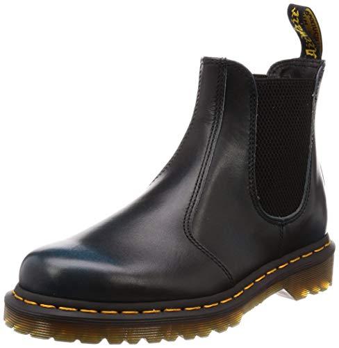 Dr. Martens 2976 Chelsea Vintage Damen Stiefelette Blau, Größenauswahl:37 Vintage Boot