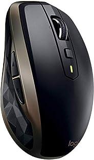 Logitech MX Anywhere 2 Kabellose Maus, Amazon Exklusiv, Bluetooth und 2.4 GHz Verbindung via Unifying USB-Empf