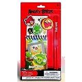Angry Birds Trash 7 set pezzi immagine