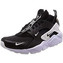 the latest 84dc2 52a36 Nike Air Huarache Run PRM Zip, Zapatillas de Deporte Interior para Hombre