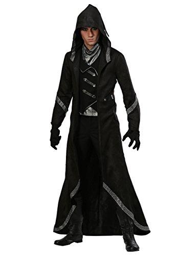 Fun Costumes Modernes Warlock Kostüm für Herren - - Warlock Kostüm Für Erwachsene