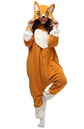 SAMGU Adulte Unisexe Animal Kigurumi Noël Costume Pyjamas Onesie S