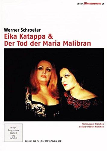Eika Katappa/Der Tod der Maria Malibran - Edition Filmmuseum [2 DVDs] Preisvergleich