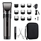 Best Hair Clippers - WONER Hair Clippers Set for Men Cordless Review