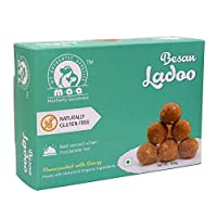 Maa (My Authentic Appetite) Besan Ladoo (400 GM)