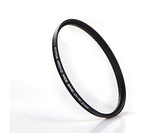 Preisvergleich Produktbild CS PRIORITY FOTGA PRO1-D Super Slim Protective UV Filter 67 mm