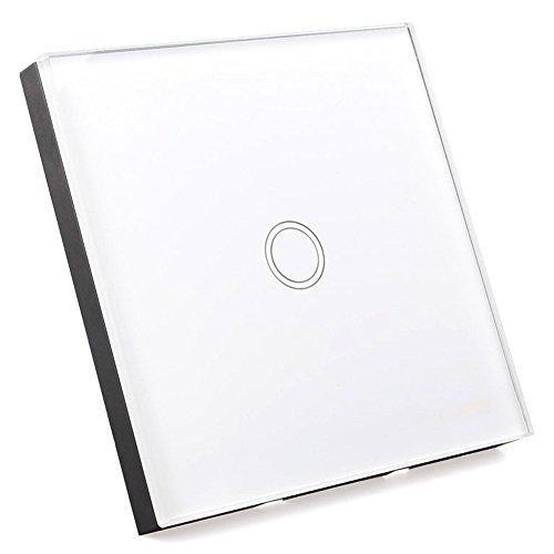 Interruptor de pantalla tactil - TOOGOO(R) Interruptor de luz con Interruptor de...