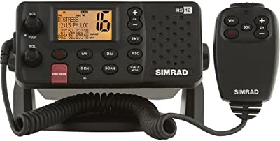SIMRAD RS12 DSC VHF RADIO