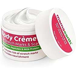 Mamaearth Body Creme for Stretch Marks and Scars : 100ml Cream