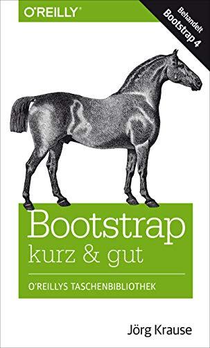 Bootstrap kurz & gut Buch-Cover