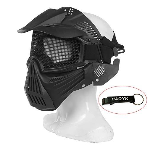 Máscara táctica de haoYK