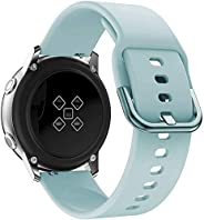 @ccessory Band Compatible with Samsung Galaxy Watch 3 , Sport Silicone Quick Release Watch Strap