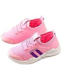 YWLINK Zapatillas De Deporte De Suela Suave Zapatos De Bebe Antideslizante del Zapato Casuales MúLtiples Colores