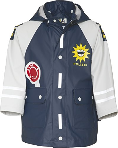 Playshoes Police Coupe Pluie Taille 92 cm