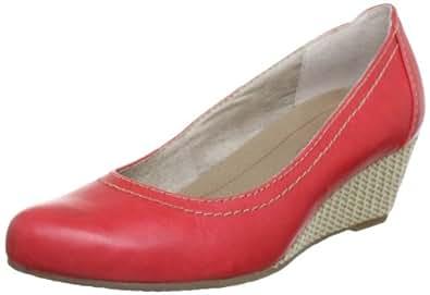 Jana Fashion 8-8-22301-20, Damen Pumps, Rot (CHILI 533), EU 38 (UK 5) (US 5)