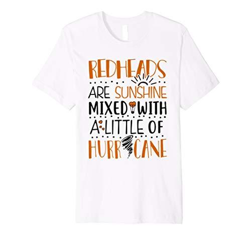 1a9f402f2 Ginger redheads gift tees the best Amazon price in SaveMoney.es