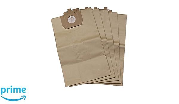 Vacuum Bags to fit Sebo 350//360 Type 5 Pack