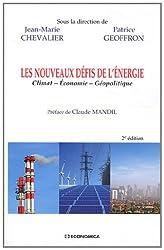 Les nouveaux défis de l'énergie