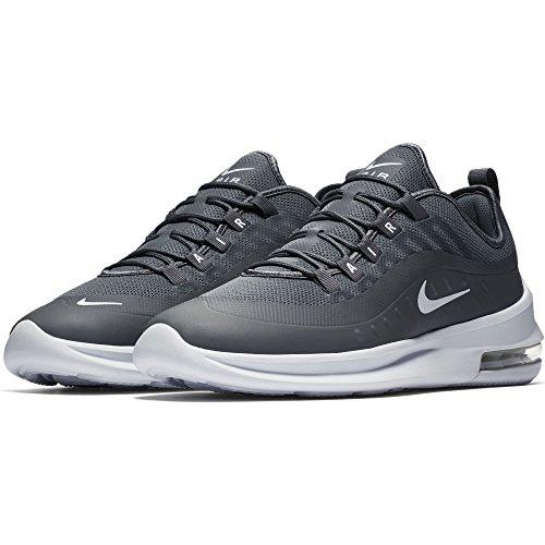 Nike Herren AIR MAX AXIS Sneakers, Grau (Cool Grey/White 002), 44 EU