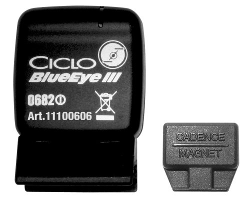 CICLOSPORT CM 8 X PODOMETER NEGRO