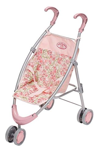 Zapf Creation 792926 - Baby Annabell Puppe Stroller (Lalaloopsy Neue Puppen)