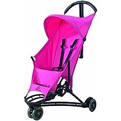 Quinny Yezz pink hybrid