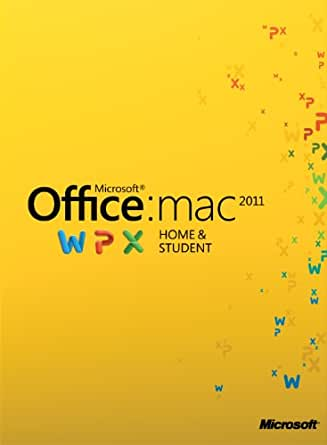 Office für Mac 2011 Home & Student Family Pack - 3MACs/1User - englisch [Download]