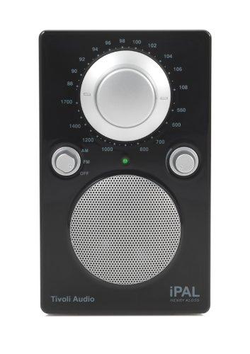 Tivoli IPAL-0747-EU iPAL MW/UKW Tragbares Radio schwarz (Radio Ipal)