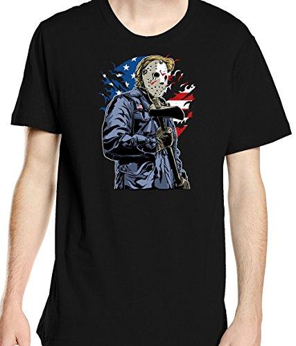 Renowned -  T-shirt - Uomo Black