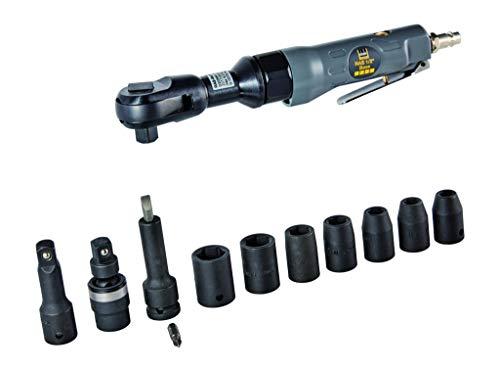 Schneider GmbH DGKD322860 Set de 11 tournevis à cliquet avec couple 6,3 bar 68 nm Forme compacte