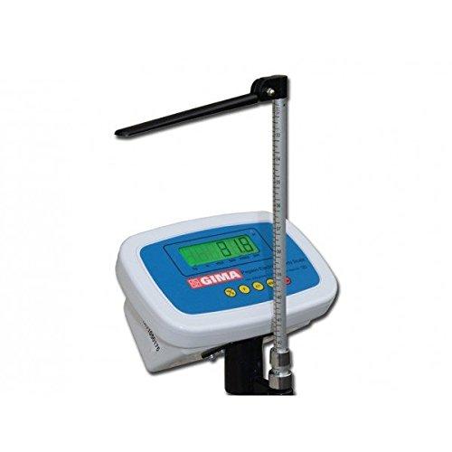 GIMA - BILANCIA DIGITALE PEGASO - con altimetro