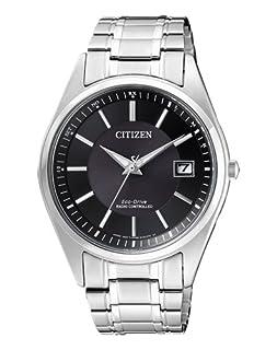 Citizen AS2050-87E Homme Analogique Energie Solaire Montre avec Bracelet en Acier Inoxydable 20mm (B072VP9P2C) | Amazon Products