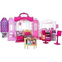 Barbie Glam Casa de Vacaciones portátil,, Miscelanea (CHF54)