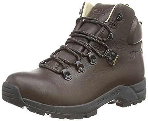Berghaus Supalite II Gtx, Women High Rise Hiking Shoes, Brown (Chocolate Cp1), 4 UK (37 EU)